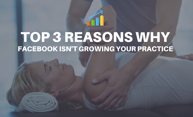 chiropractor practice uses facebook marketing