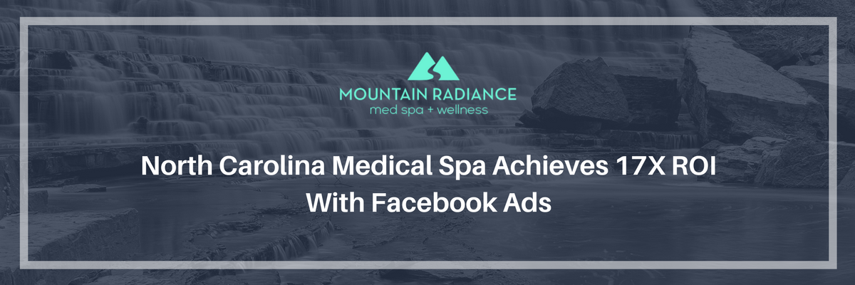 Medical Spa Facebook Ads Case Study