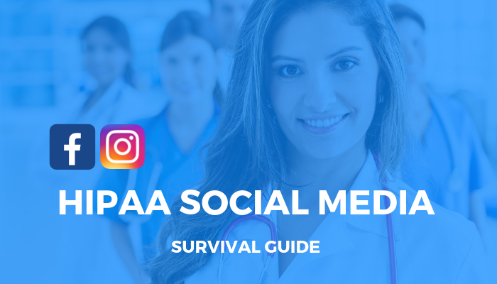 Medical Practice doctor uses HIPAA social media marketing guide to prevent violations